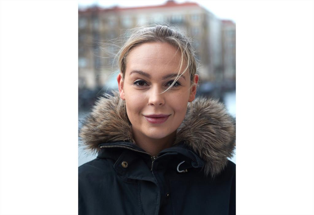 <strong>Kan du tänka dig att ta vilket jobb som helst för att försörja dig?</strong> – Nej, jag vill ha ett jobb som jag trivs med så att man känner att man gör något bra, säger Elenor Nilsson, 24, Hässleholm. FOTO: Andreas Hillergren
